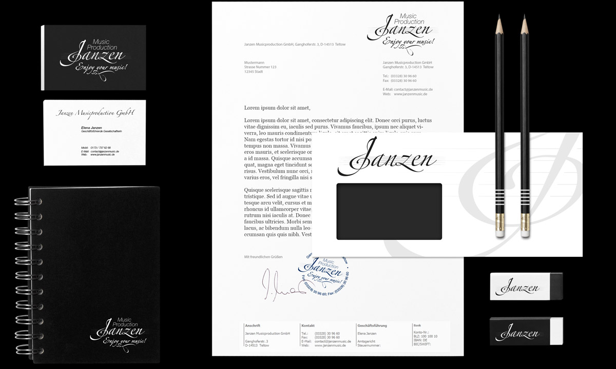 Janzen Corporate Design
